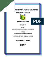 Informe Historia de La Economia Peruana (Evelin Medina Ramos)
