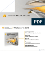 Autodesk Moldflow 2016 Whats New Presentation