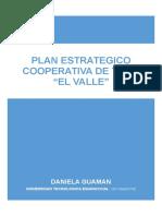Plan Estrategico Daniela