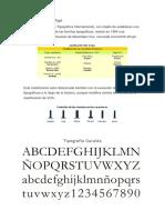 tipografias epoca.docx