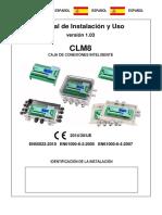 CLM8 Manual ES