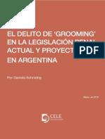 Ley de Grooming