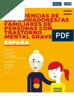 Cuidando de Quienes Cuidan Salud Mental Datos España
