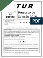 Prova Nivel Medio Concurso 2015 2016