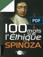(100 mots sur ...) Robert Misrahi-L'ethique de spinoza-Empêcheurs de penser en rond (2005).pdf