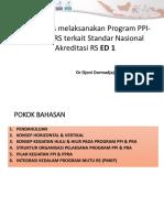 Kiat Sukses Melaksanakan Program PPI & PRA