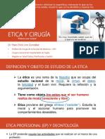 Etica y Cirugia
