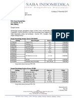 002. RSU. Karsa Husada Malang, Reagent XN-1000B4, XS-500, CA-620, UX-2000, BX-3010, HISCL, Electrolyte REV 271117