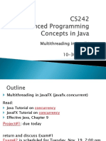 JavaFx Thread
