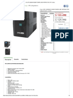 Cito Ups 2200va_1320w Power Line-Interactive _ Pc Factory