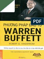 Phuong phap dau tu Warren Buffett - Robert G.Hagstrom.pdf