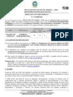 02 - Edital Concurso Analista de Sistemas _Suporte e Infraestrutura