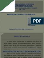 Derecho Agrario Exposicion