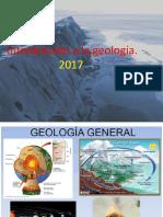 2017 Geometa Clases 3 Intro - Geología