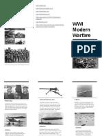 wwi modern warfare