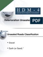 07HDM 4DeteriorationUnsealedRoads2008!10!22
