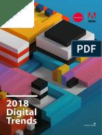 Econsultancy 2018 Digital Trends