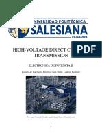 Asignatura de Electronica de Potencia II 1er PARCIAL