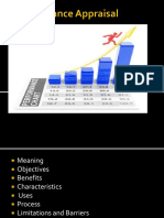 Performance Appraisal 2018