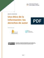Ci2 Intermedio 2014-15 Derechos de Autor