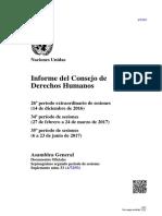 Informe Consejo DDHH