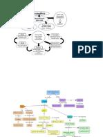 Teoria Psicoanalitica y Conductista Mapa Conceptual
