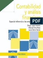 Contabilidad y Analisis Financiero