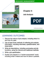 Chapter 4 Job Analysis & Talent  Management Process.ppt