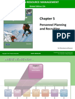 Chapter 5 Personnel Planning & Recruiting.ppt