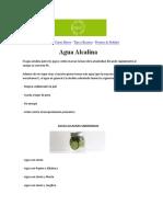Tanverde Aguas Alcalinas
