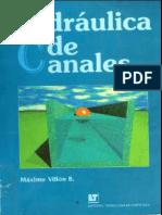 Libro Canales Con Ejercicios Por Resolver