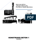Rekayasa Beton I (Polines)