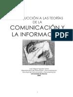 Introduccion a Las Teorias de La Informacion y Comunicacion