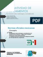 Ley Federal Sobre Metrologia y Normalización