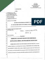 Meridian 120 lawsuit