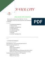 GTA Vice City Everything