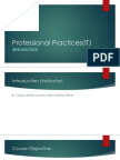 W1 Professional Practices(IT)Intro Lecture1