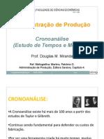 Cronoanalise