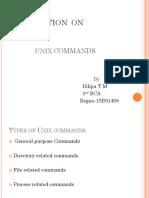 Dilip Unix