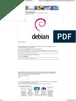 Iniciando o Debian Jessie Em Modo Texto _ Blog Da Informática