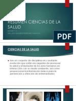 Resumen Ciencias de La Salud