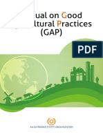 Manual on Good Agricultural Practices 2016