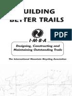 Building Better Trails