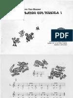 Jugando Con Música 1 - Pierre Van Hauwe