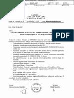 Rsciip Uatc Brates Cv 2961 07.08.2017 Caai Urmare d 499.r.2017 Cabv - Fax Incomplet