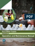 Rw s Voli i i Operation Maintenance Manual