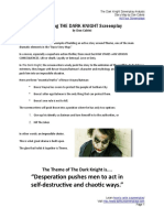 The Dark Knight Analysis.pdf