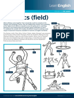 worksheets-athletics-field