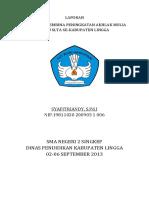 LAPORAN Pelatihan Pembinaan Akhlak Mulia.docx