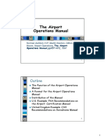 第三週The Airport Operations Manual